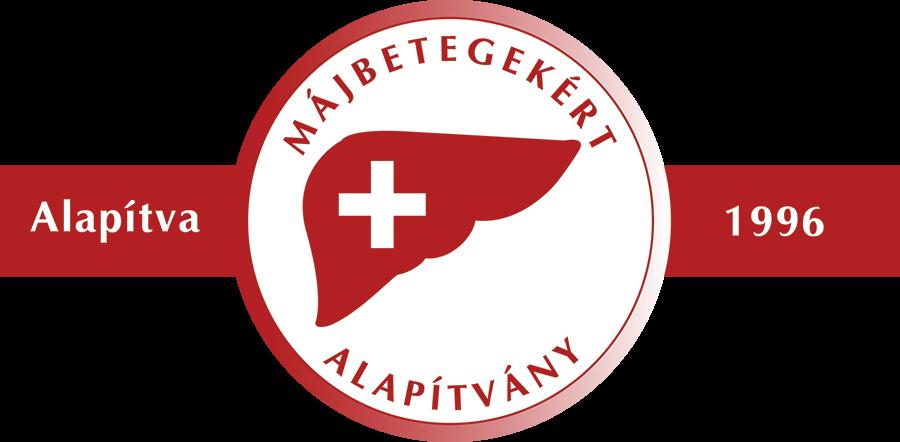 Májbetegekért Alapítvány logo